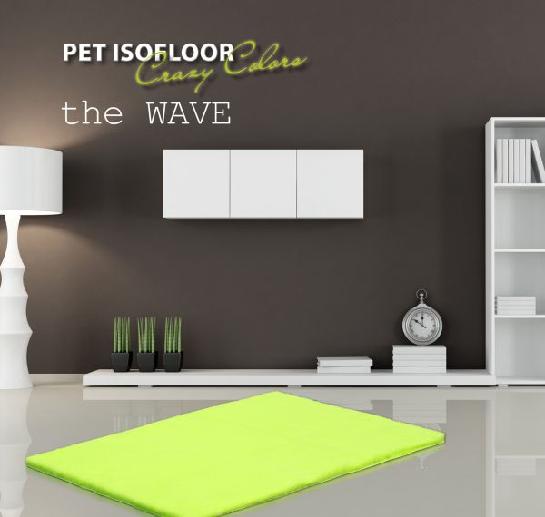 PET ISOFLOOR SX Lime